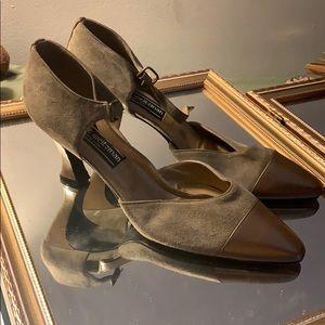 Stuart Weitzman Vintage Two Toned Shoes